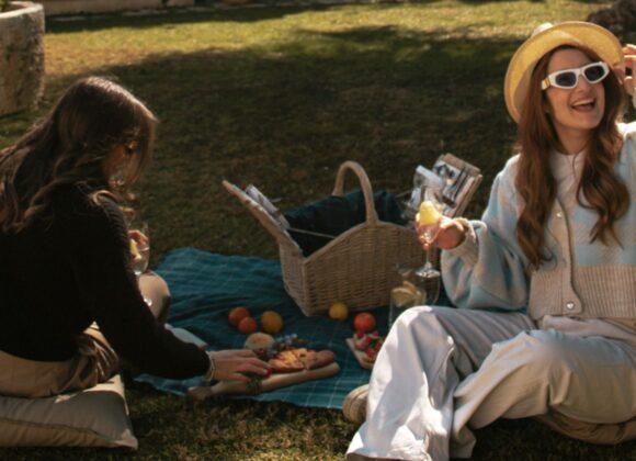 Un picnic da divi