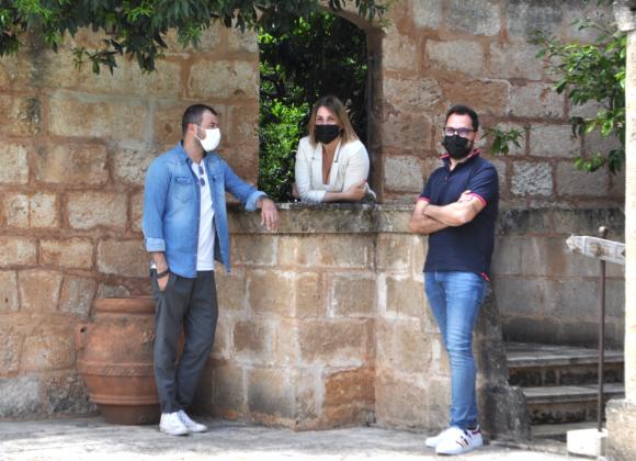 Apre il Ristorante Viantica presso Masseria Marzalossa